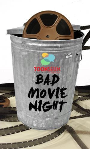 Bad Movie Night in Love