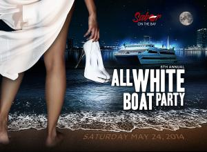 SABOR ON THE BAY (All White 2014)