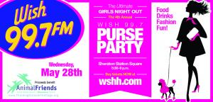 WISH 99.7 Purse Party 2014