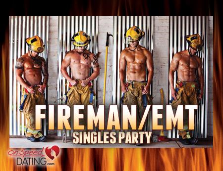 Dating a firefighter meme