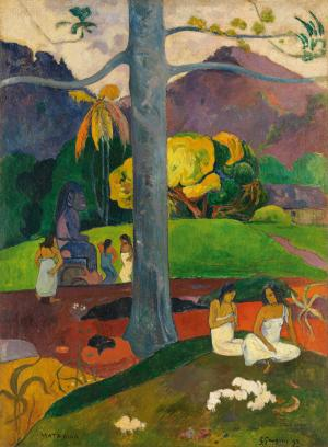 Last Chance to See Gauguin: Toast and Tour