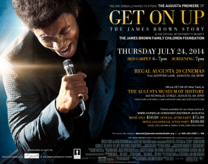 The Augusta Premiere of Get on Up - Theater 12