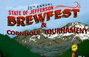 25th Annual State of Jefferson Brewfest