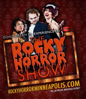 ROCKY HORROR SHOW - LIVE ON STAGE