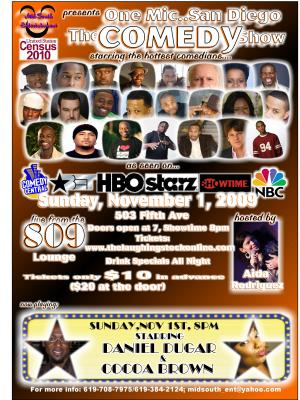 One Mic...San Diego: The Comedy Show