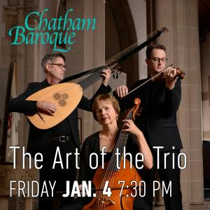 CB - The Art of the Trio @ Upper St. Clair
