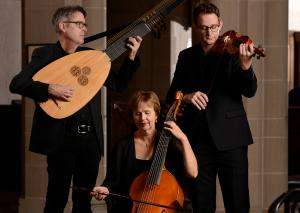 CB - The Art of the Trio @Chatham University