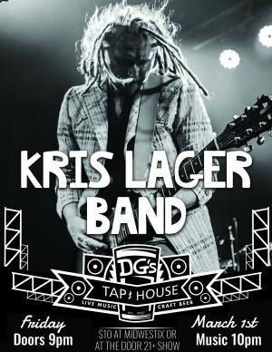 Kris Lager Band