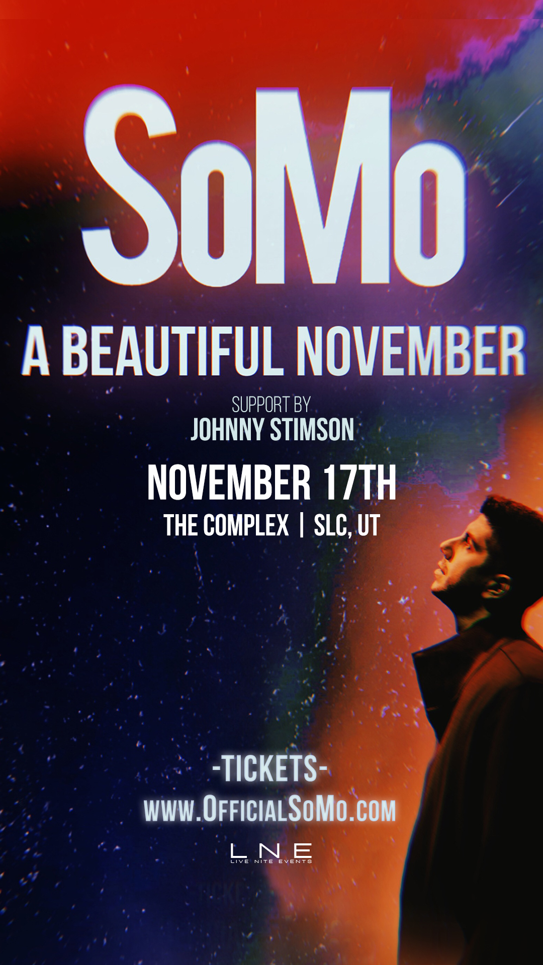 Tickets for somo a beautiful november in salt lake city from showclix somo a beautiful november m4hsunfo