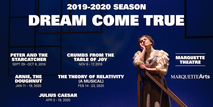 Tickets For 2019 2020 Season Subscription In Milwaukee From