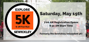 Explore Sewickley 5K