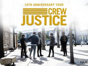 CANCELLED: JUSTICE CREW LAUNCESTON - 10th ANNIVERSARY TOUR