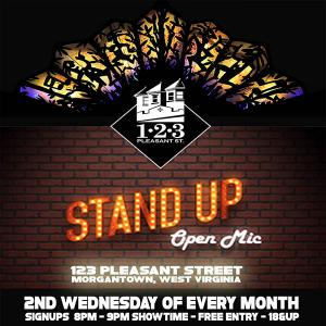 Potion Castle Stand Up Comedy Open Mic