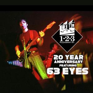 123 Pleasant Street 20 Year Anniversary feat 63 Eyes
