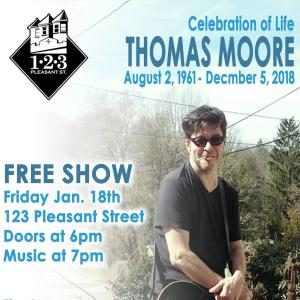 Celebrating the Life of Thomas Moore