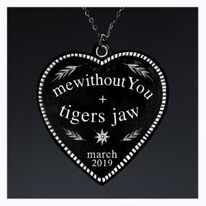 mewithoutYou + Tigers Jaw w/ Culture Thief