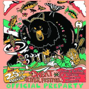 Cheat Fest Preparty feat Parsonsfield, Emay & the Soundmen, Meadow Run