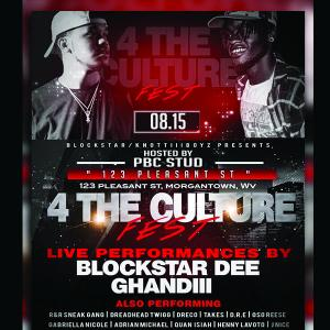 4 The Culture Fest presented by Blockstar & Knottiiiboyz