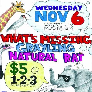 What's Missing?, Grayling, Natural Rat