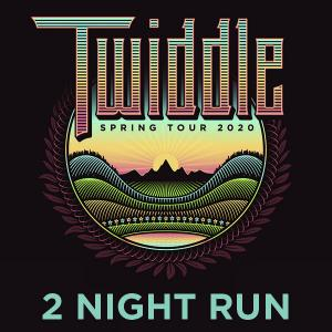 Twiddle Night 1 Single Night or $35 Two Night Combo Package