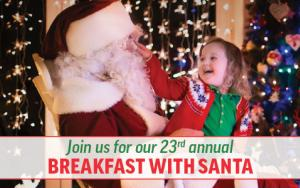 Applebee's Breakfast w/Santa @ Outerbridge ('19)