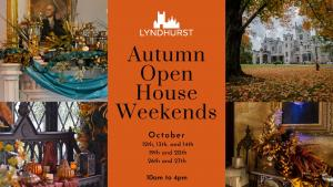Autumn Open House Weekends