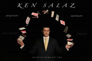Ken Salaz: Magician and Master of Astonishment