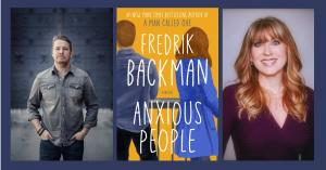 Fredrik Backman On-Demand Event Recording