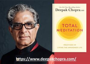 Deepak Chopra On-Demand Event Recording