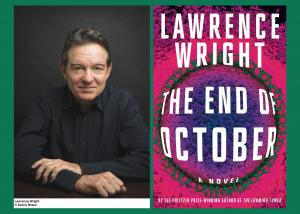 Lawrence Wright, The End of October: A Novel