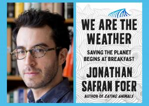 Jonathan Safran Foer On-Demand Event Recording