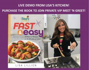 Lisa Lillien, Hungry Girl Fast & Easy