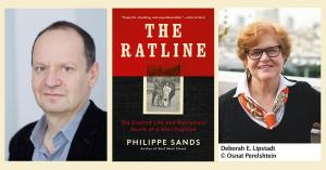 Philippe Sands On-Demand Event Recording