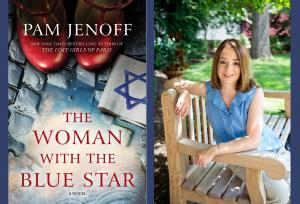 Pam Jenoff, The Woman with the Blue Star