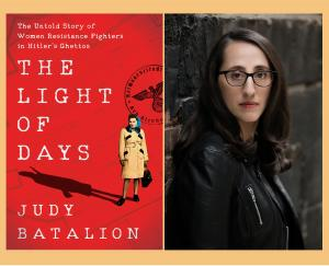 Judy Batalion, The Light of Days