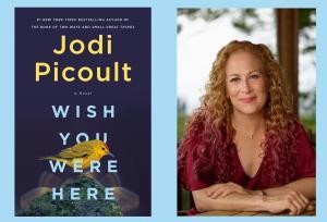 Jodi Picoult, Wish You Were Here: A Novel