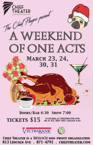 A Weekend of One Acts