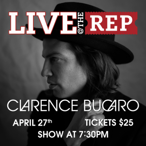 Clarence Bucaro Live@TheREP Concert