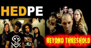 Hed PE at The Music Factory in Battle Creek MI