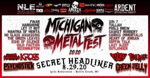 MICHIGAN METAL FEST 2020