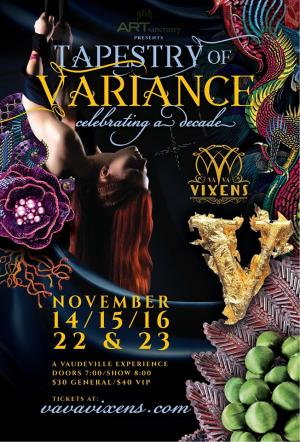 Tapestry of Variance