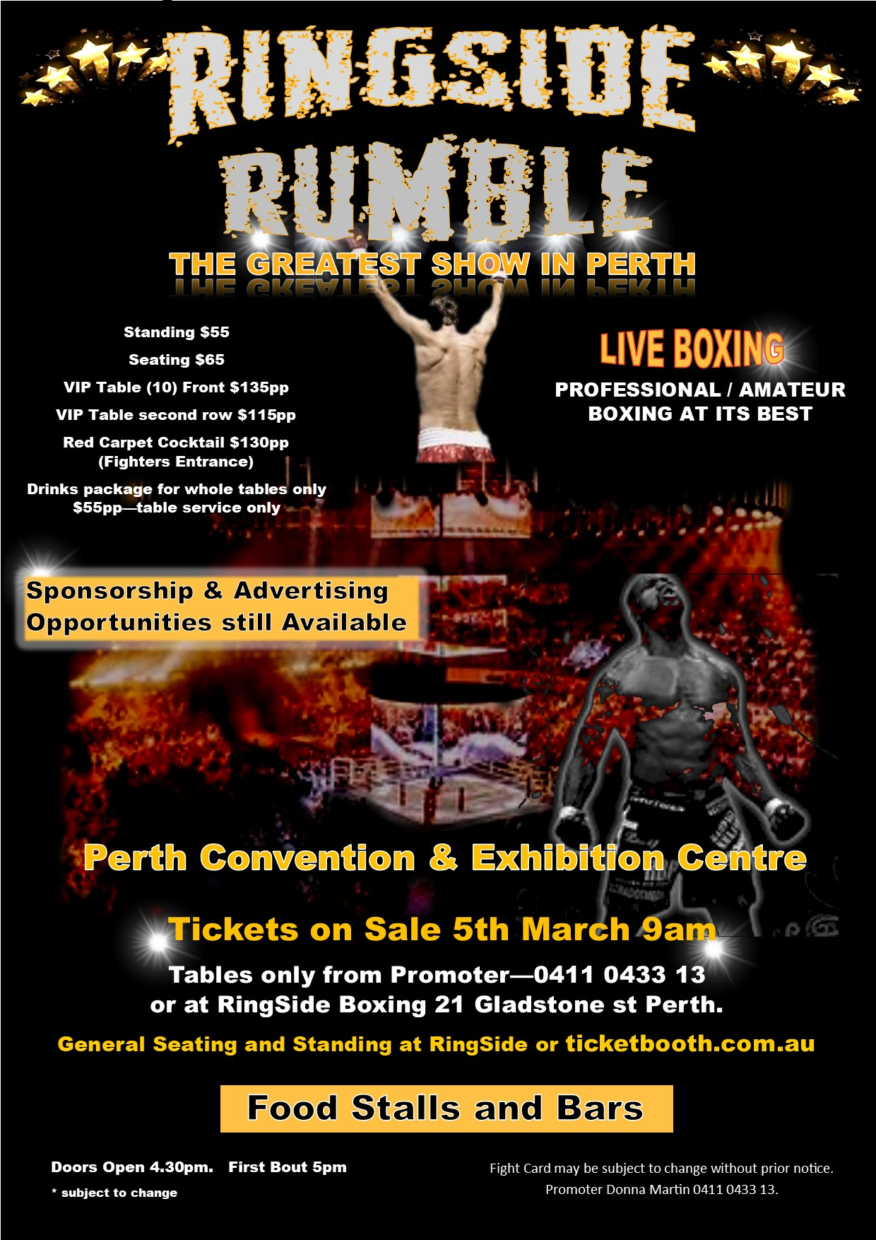 RingSide Rumble 2019