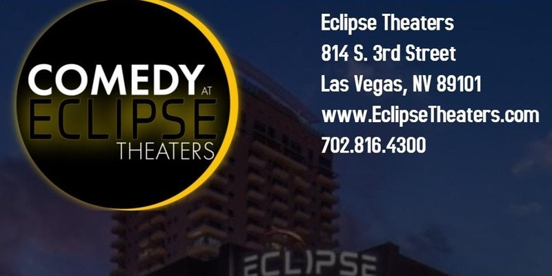Eclipse Las Vegas >> Tickets For Comedy At The Eclipse Theater In Las Vegas From