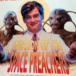 Space Preachers, The Musical Staged Reading