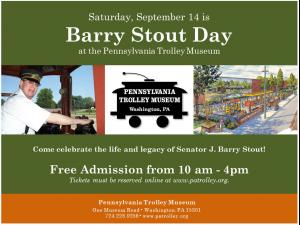 Barry Stout Day