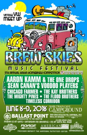 Brew Skies Music Festival 2018