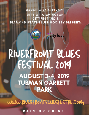 Riverfront Blues Festival 2019