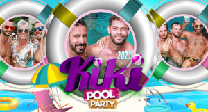 KiKi Pool Party 2021 (Mardi Gras Weekend)