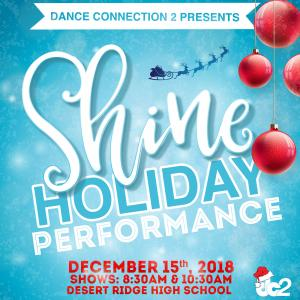 Student Holiday Showcase