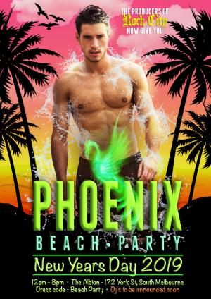 PHOENIX - NYD2019 - The Albion - Day Party